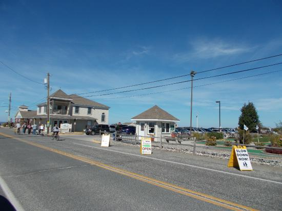 Cape May Point, NJ: GIFT SHOP AND MINI GOLF