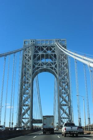 how to avoid new york when heading south