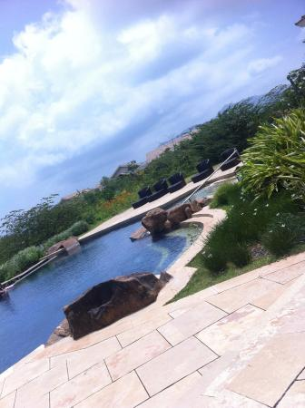 Pool Amp View From The Pool Picture Of Tungi Lake Pavna