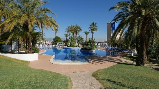 Another pool picture of gpro valparaiso palace spa - Palma de mallorca spa ...