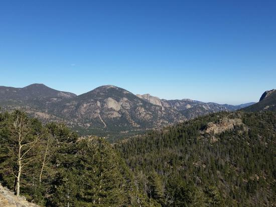 Peak to Peak Scenic Byway: Breathtaking View on the Byway