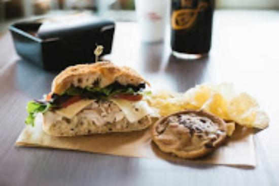 Willmar, MN: Handcrafted Sandwich