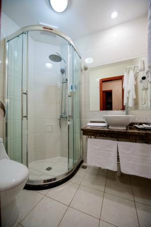 Bathroom Picture Of Goldman Empire Astana Tripadvisor