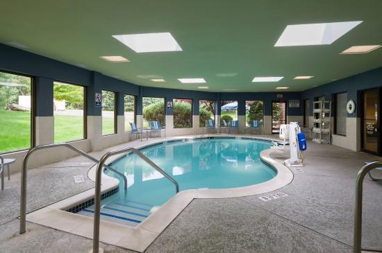 Indoor Swimming Pool With Ada Chair Lift Picture Of