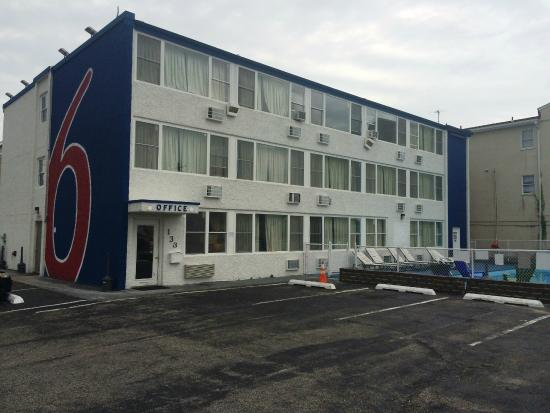 Motel 6 Seaside Heights- Toms River Photo