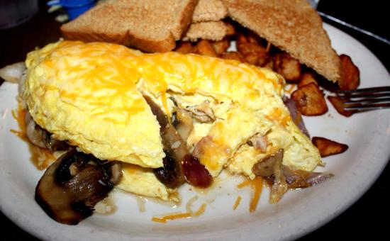 Fresh Crab Omelette Recipe — Dishmaps