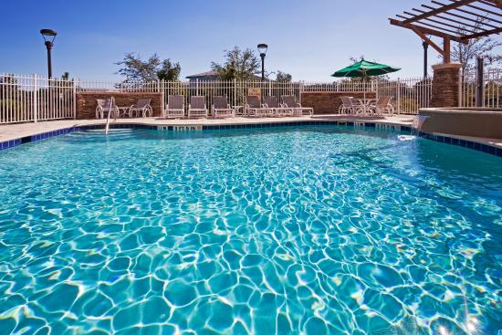 Swimming pool picture of hotel indigo jacksonville for Hotels with indoor pools in florida