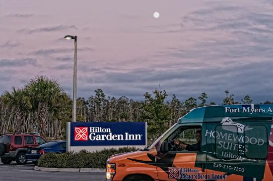 Jr Or Executive One Bedroom Suites Available Picture Of Hilton Garden Inn Fort Myers Airport