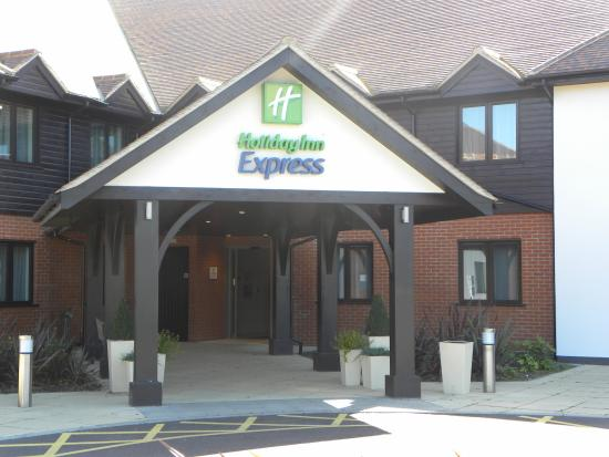 Holiday Inn Express Colchester