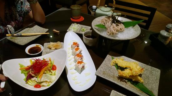 Dishes picture of kabuki japanese cuisine theatre mai - Kabuki japanese cuisine ...