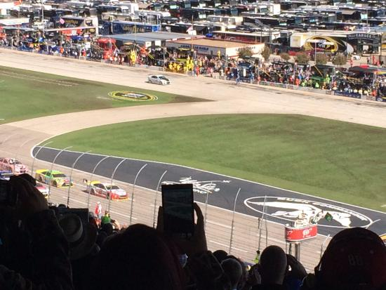 Start Finish Line At Texas Motor Speedway Picture Of