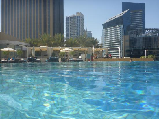 Pool View Picture Of The Address Dubai Marina Dubai Tripadvisor