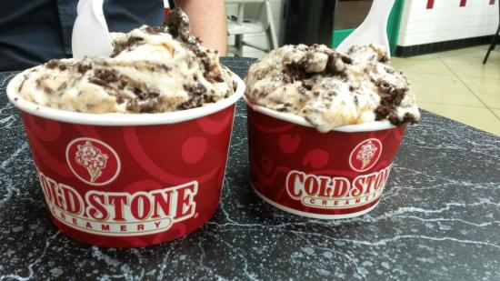 founders favorite picture of cold stone creamery las. Black Bedroom Furniture Sets. Home Design Ideas