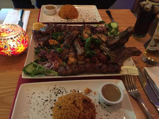 Images of anatolia turkish restaurant lytham st anne 39 s for Anatolia turkish cuisine