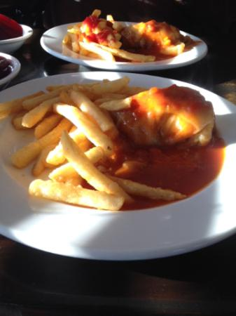 Matamoras, PA: Yummy Stuffed Cabbage
