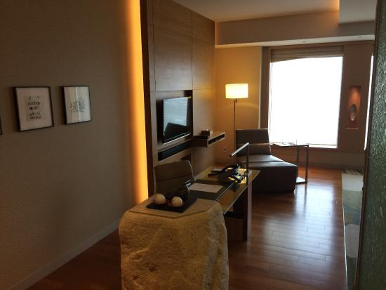 Hotelkamer picture of intercontinental hotel osaka osaka tripadvisor for Hotelkamer