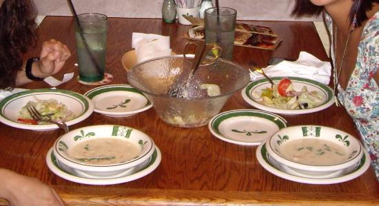 Olive garden champaign menu prices restaurant reviews tripadvisor What time does the olive garden close