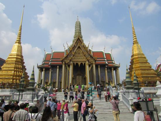 Grand Palace  Picture Of Thai Private Tour Guide Bangkok  TripAdvisor