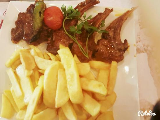 The first time i went to efes restaurant was with my for Authentic turkish cuisine