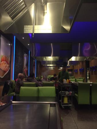 Miller Place, NY: Hibachi chef