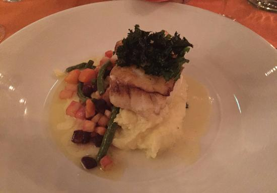 Maloy, Norway: Fish of the day