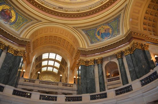 Artwork Picture Of Wisconsin State Capitol Madison Tripadvisor