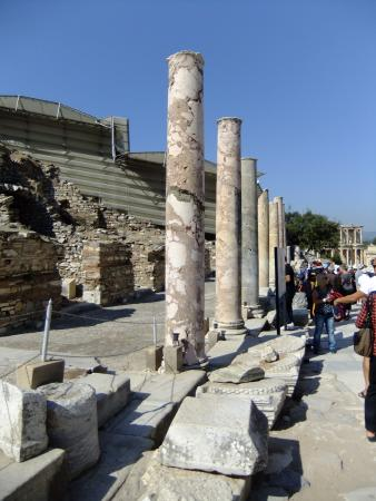 Curetes Street 3 - Picture of Curetes Street, Selcuk ...