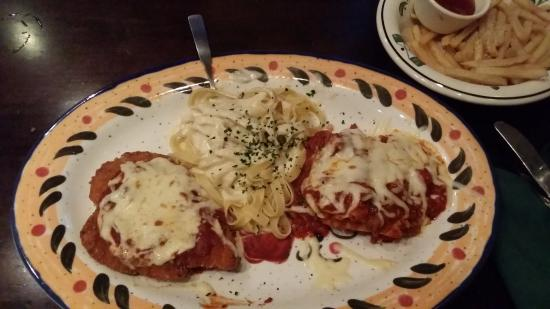 Taste Of Italy Picture Of Olive Garden New York City