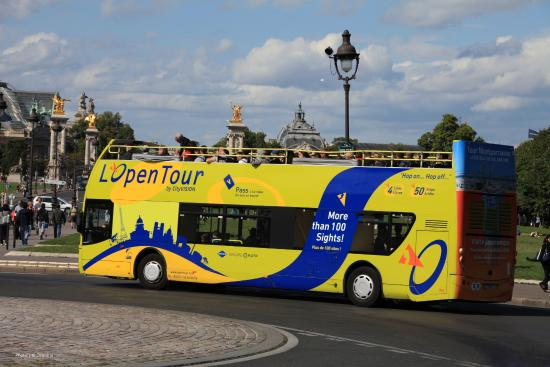 Trip Advisor Bus Tour Of Paris