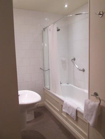 Bathroom Room No 2 Picture Of Angel Hotel Leamington Spa Tripadvisor