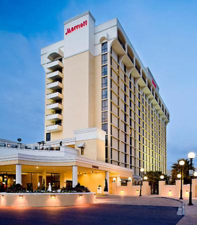 Charleston Marriott Hotel