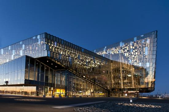 Harpa reykjavik concert hall and conference centre for Apt theater schedule