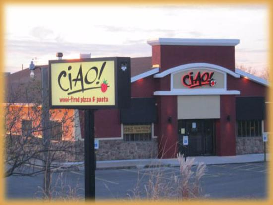 Ciao Pizza And Pasta Restaurant Picture Of Ciao Wood