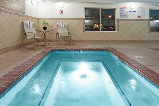 Swimming Pool Picture Of Holiday Inn Express Hotel Suites Sandy Sandy Tripadvisor