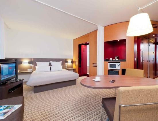 Photo of Suite Novotel Lille Europe