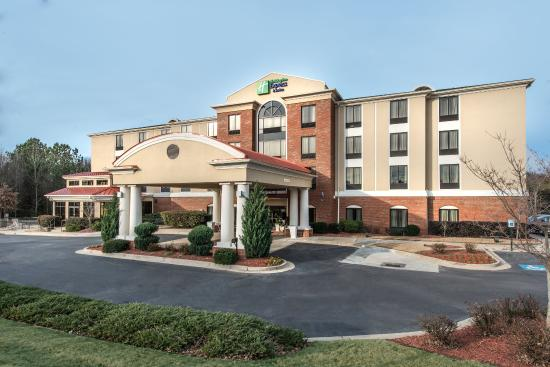 Photo of Holiday Inn Express Hotel & Suites Lavonia