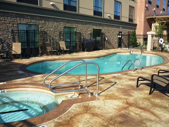 Swimming Pool Picture Of Holiday Inn Stillwater University East Stillwater Tripadvisor