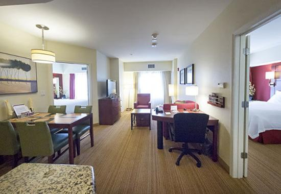 Two Bedroom Suite Picture Of Residence Inn By Marriott Yonkers Yonkers T