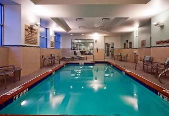 Indoor Pool Picture Of Courtyard Indianapolis Downtown Indianapolis Tripadvisor
