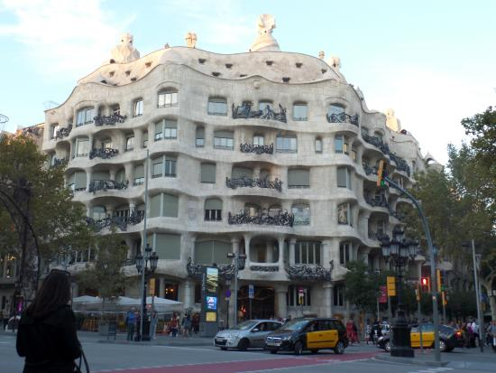 Gaudi House - Picture of Barcelona Day Tours, Barcelona ...