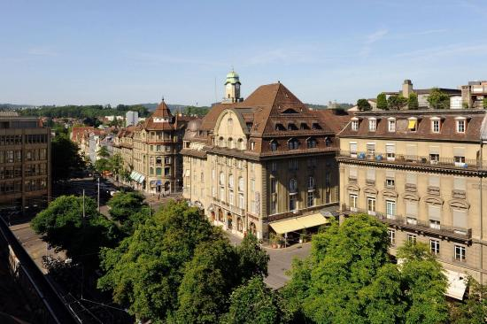 Hotel National AG
