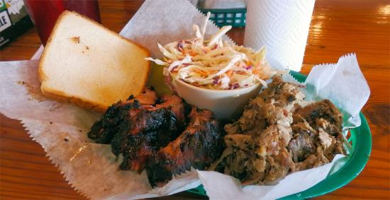 The Joint: Pulled pork and the ribs