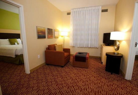 Two Bedroom Suite Picture Of Towneplace Suites Lake Jackson Clute Clute Tripadvisor