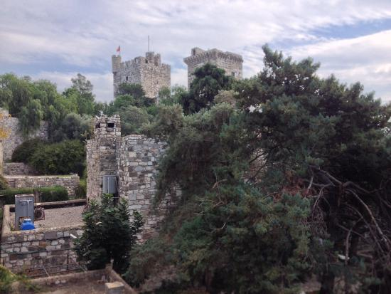 Башни крепости - Picture of Castle of St. Peter, Bodrum City - TripAdvisor
