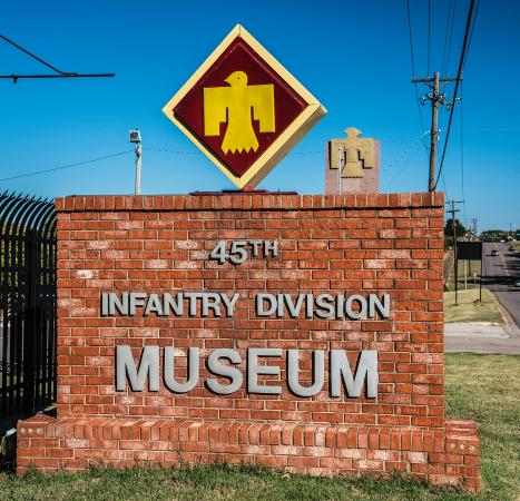 Th Infantry Division Museum Oklahoma City Ok