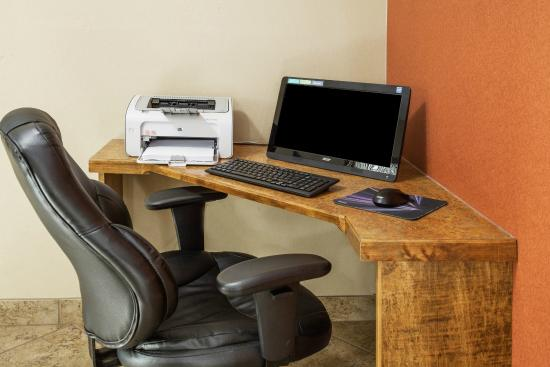 Cornwall, Canada: Guest Business Centre
