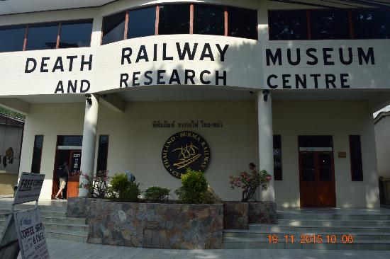 The Thailand - Burma Railway Centre - Picture of The Thailand-Burma Railway C...