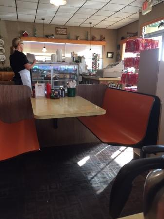 Aitkin, MN: quaint inside look great bakery items also