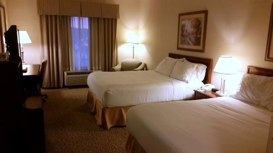 Holiday Inn Express Conroe