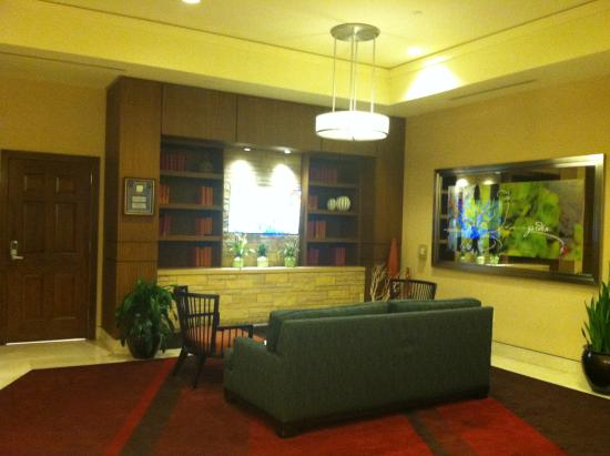 Lobby Picture Of Hilton Garden Inn Baltimore Inner Harbor Baltimore Tripadvisor